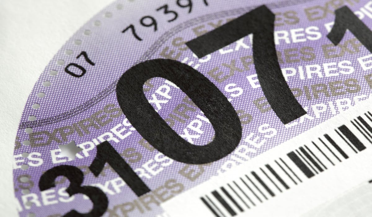 road tax is included in lease price