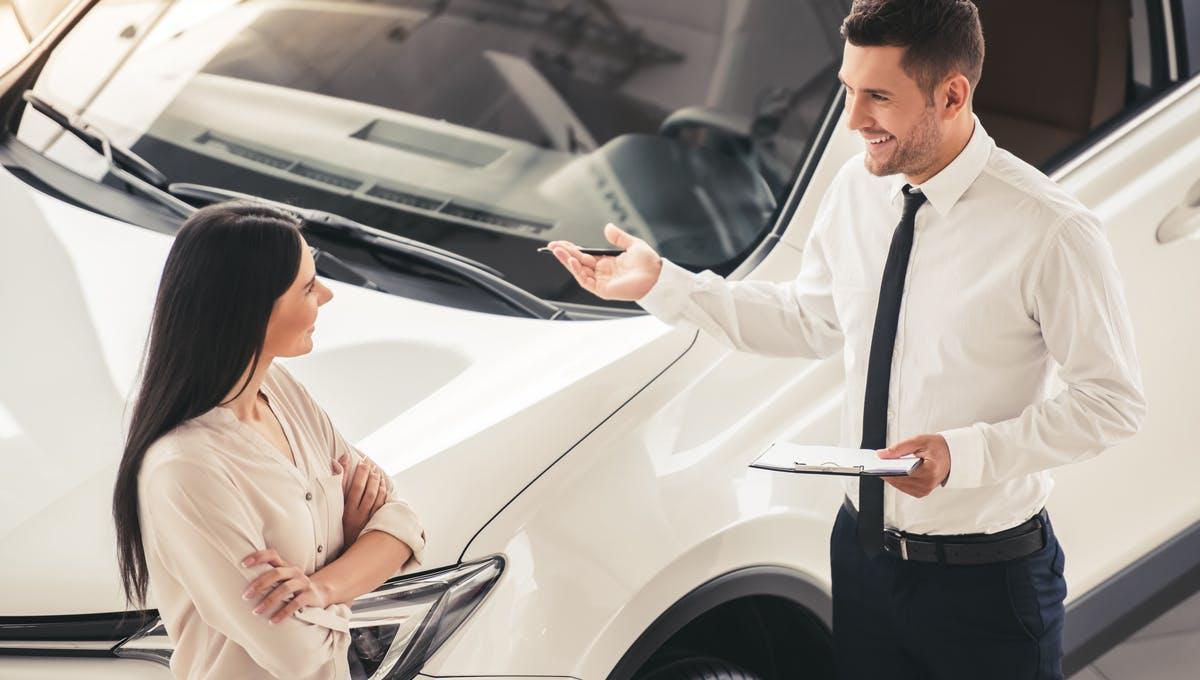 car lease negotiation