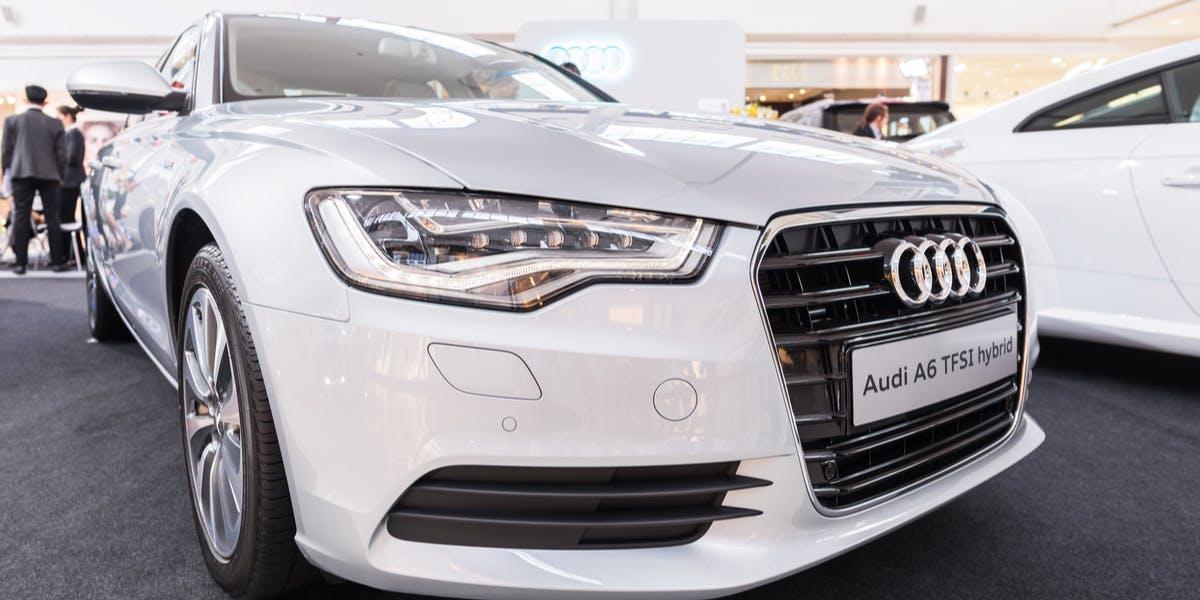 audi hybrid cars