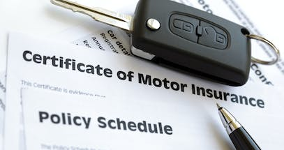 What Is The Average Car Insurance Cost in the UK?
