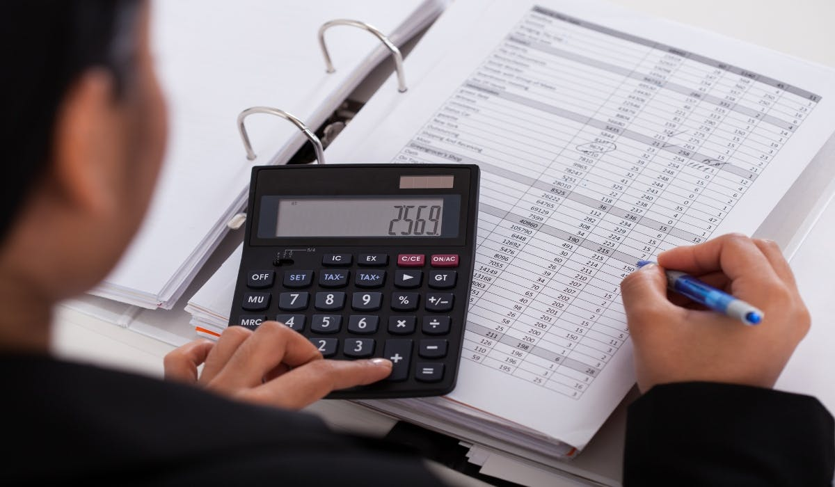 calculating how much tax to reclaim