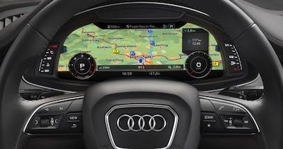 What is Audi Virtual Cockpit?