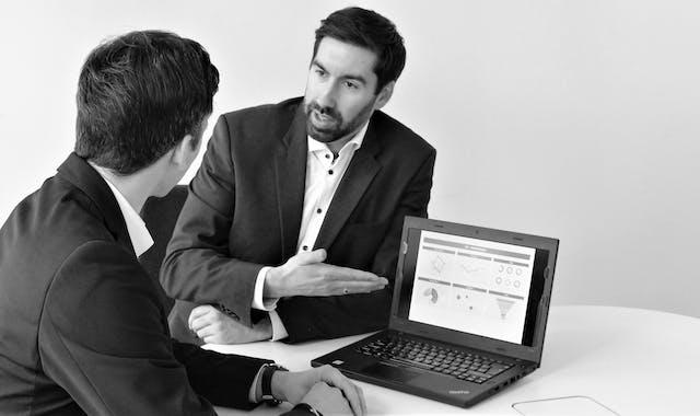 Erfahrene Leitwerk Berater bei der Prozessmanagement Beratung