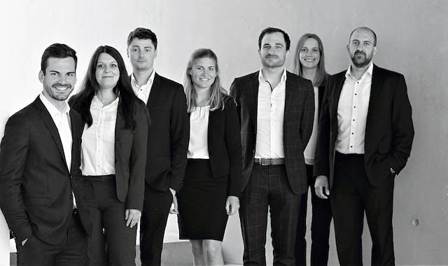 Leitwerk Berater Team