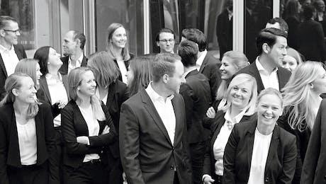 Strategische Prozessmanagement Beratung der Leitwerk Consulting München