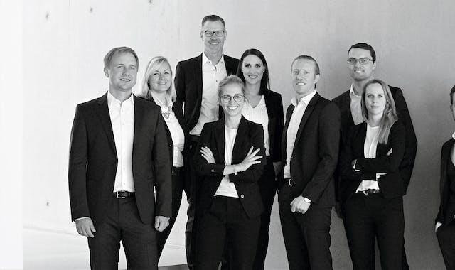 Ein Leitwerk Consulting Team-Foto
