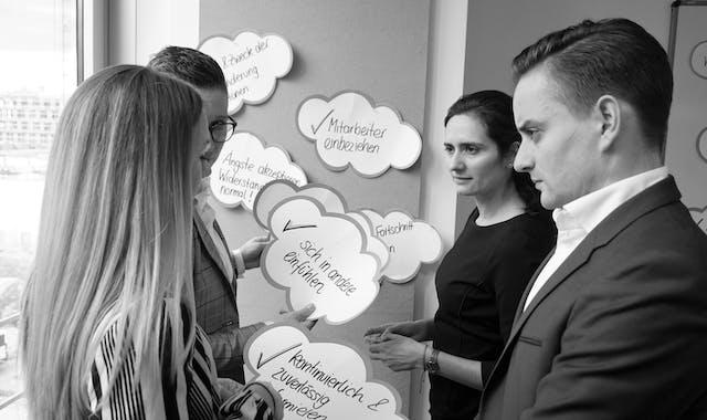 Workshops der Leitwerk Academy München