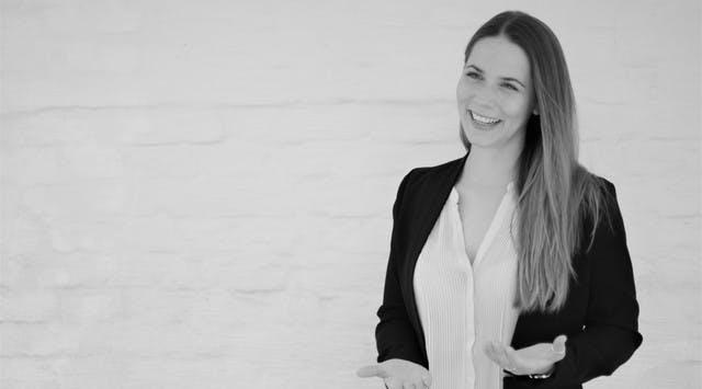 Sonja Neubauer - Trainerin der Leitwerk Academy