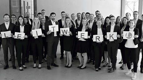 Das Leitwerk Consulting Team - erfahrene Berater für Business Transformation
