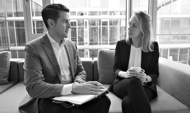 Das Mentorsystem bei Leitwerk Consulting