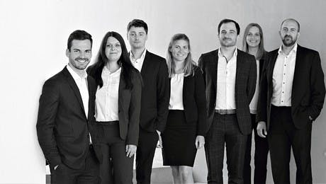 Leitwerk Consulting Berater-Team