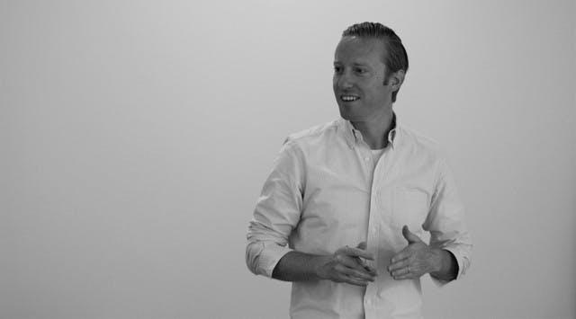 Kristof D'haeyere - Trainer der Leitwerk Academy