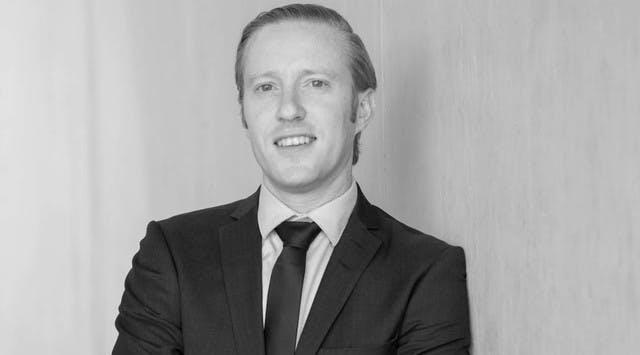 Kristof D'haeyere - Mitgründer und geschäftsführender Partnervon Leitwerk Consulting