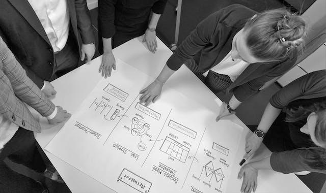 Die Leitwerk Academy bietet Weiterentwicklungsmöglichkeiten