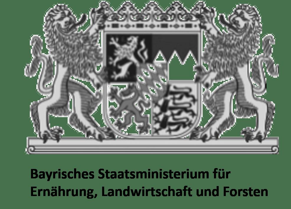 Logo des Bayerischen Staatsministerium für Ernährung, Landwirtschaft und Forstwirtschaft