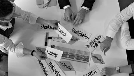 Change Management Beratung der Leitwerk Consulting München