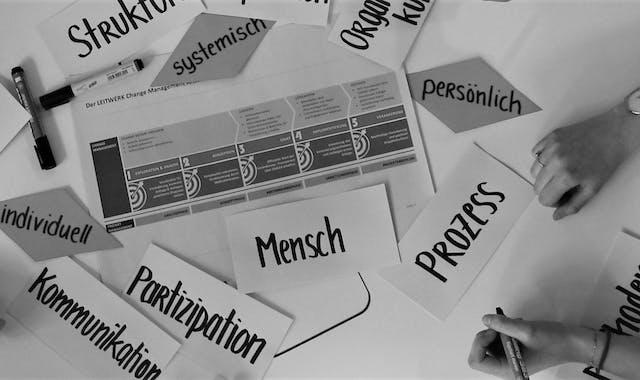 Leitwerk bietet Agilität, Flexibilität und Fingerspitzengefühl für ein erfolgreiches Change Management