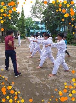 Trường Lê Quý Đôn - Tiểu học, Trung học cơ sở, Trung học phổ thông - Võ Thuật