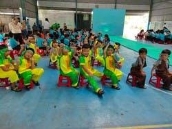 Trường Lê Quý Đôn - Tiểu học, Trung học cơ sở, Trung học phổ thông - Vui Trung Thu