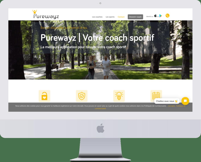 Création d'un site vitrine sur Wordpress
