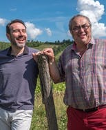 Winegrower from Loire