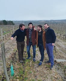 Direct Purchase from the Winegrower - Philippe Mesnier - Domaine Les Quatre (Loire)
