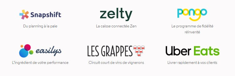 Outils Topping - Les Grappes