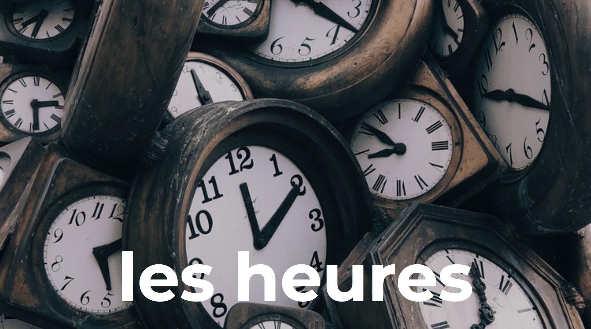 Bekijk lessen Frans