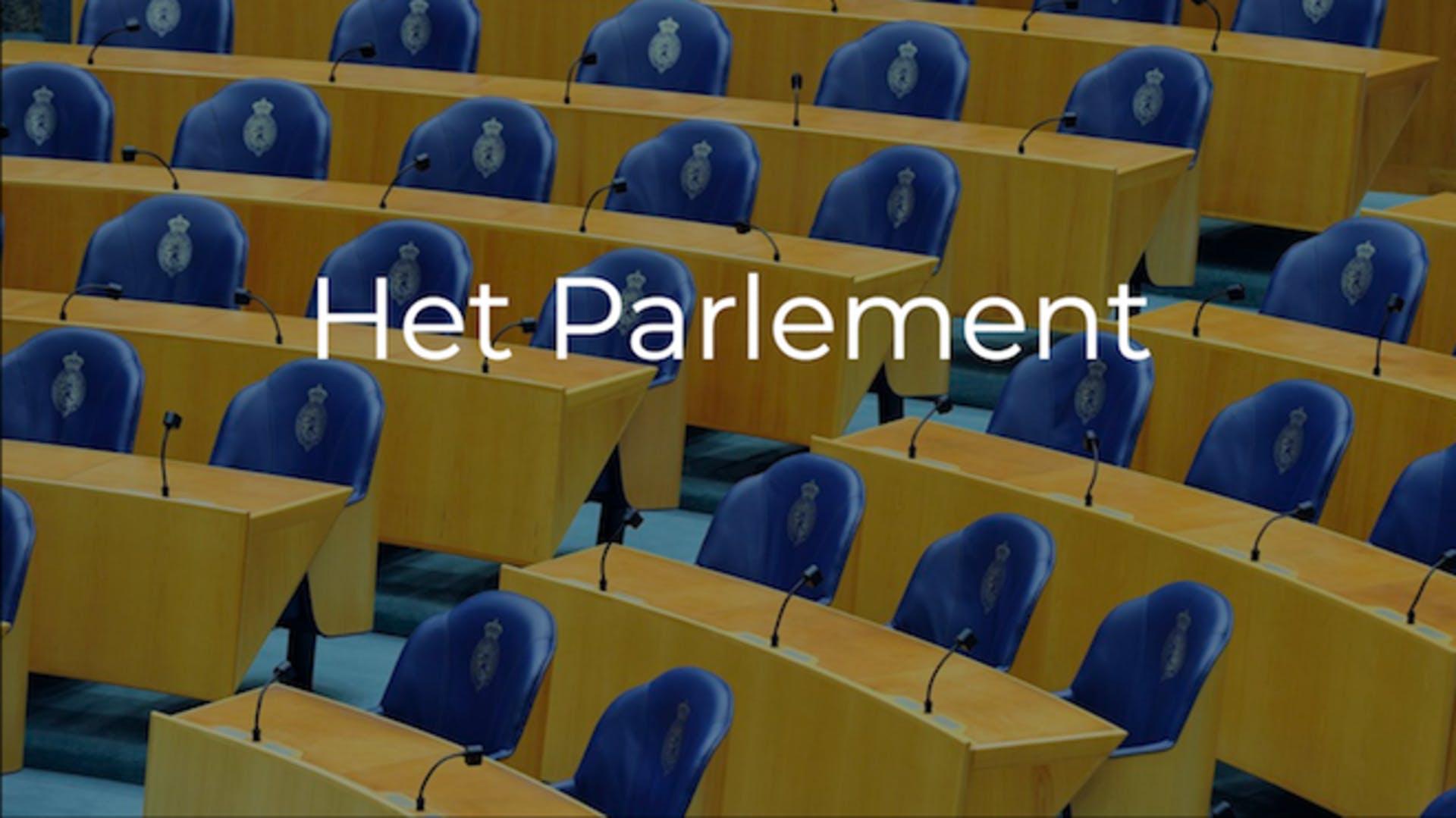 Les het parlement
