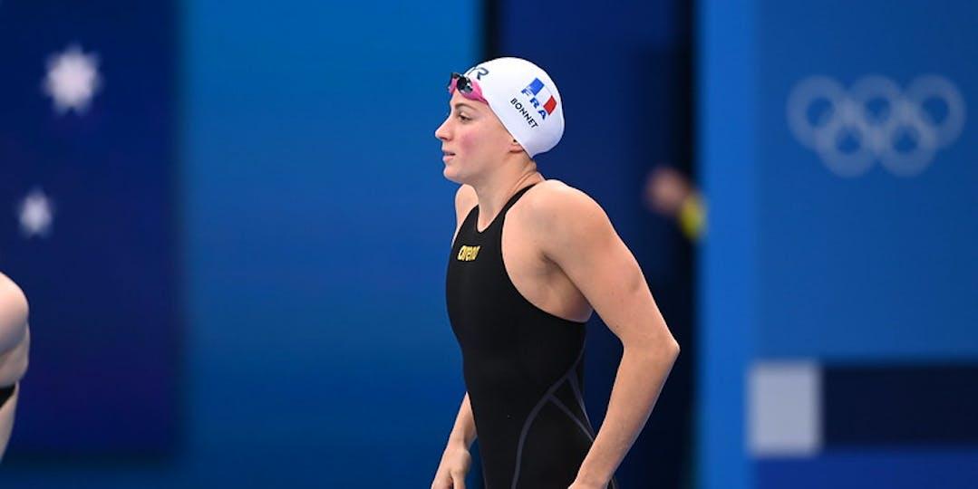 Charlotte Bonnet enchaîne les épreuves depuis le début des Jeux olympiques de Tokyo (crédit photo : CNOSF/KMSP).