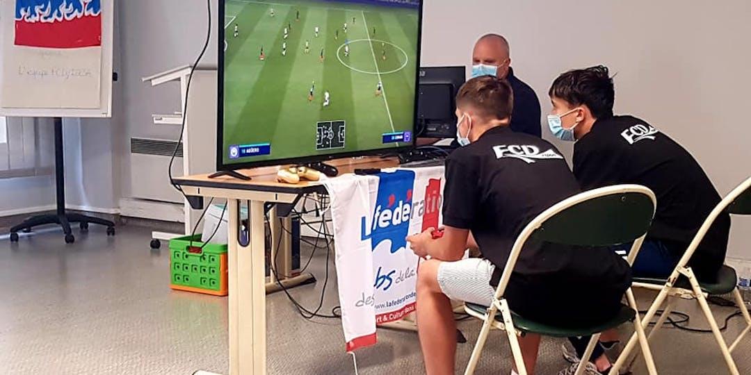 Le premier tournoi eSport FCD/IGESA sur Fifa 2020 a été un énorme succès.