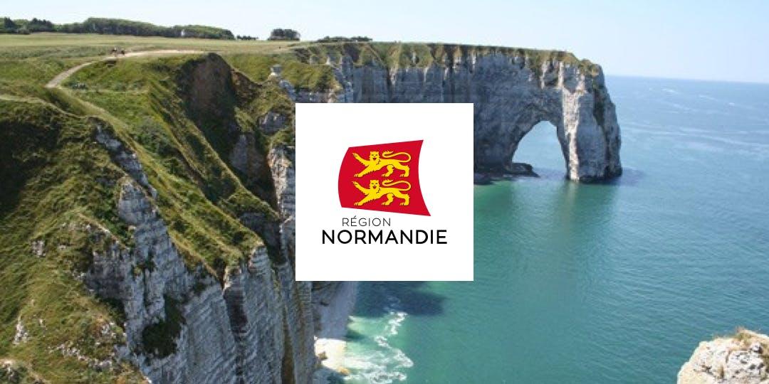 couverture region normandie