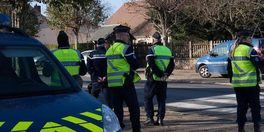 Un contrôle routier de Gendarmerie. Image d'illustration (Photo: L'Essor).
