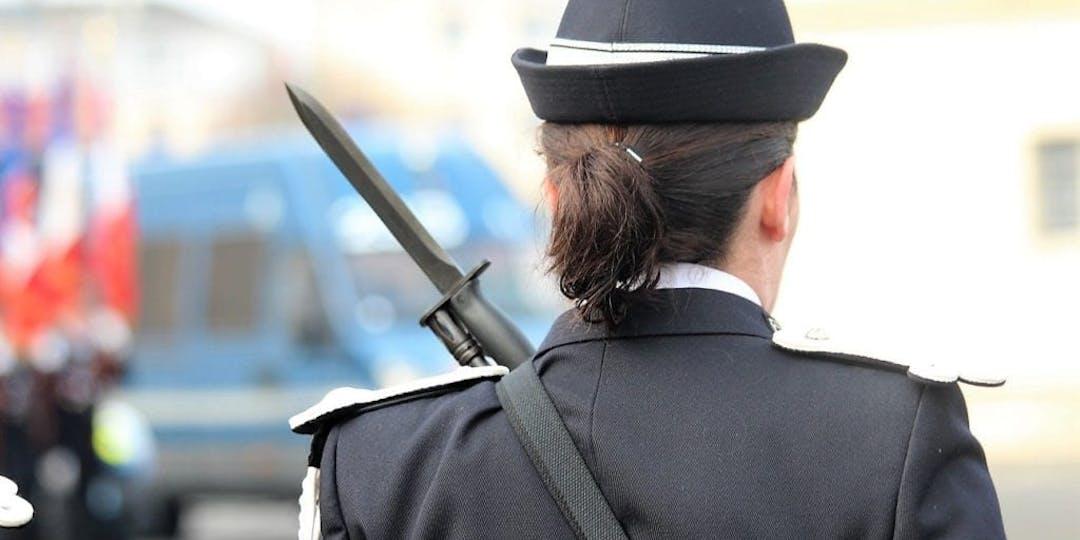 Les affaires de harcèlement sexuel ont touché exclusivement des femmes gendarmes adjoints volontaires en 2020 (Photo d'illustration).