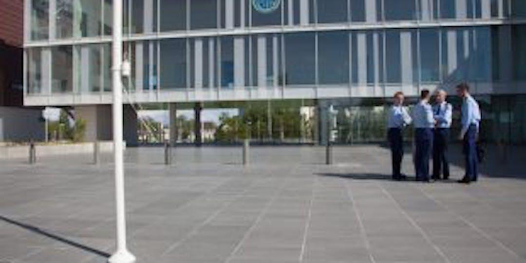 Le pôle judiciaire de la Gendarmerie nationale (PJGN) à Pontoise (M.GUYOT/ESSOR)