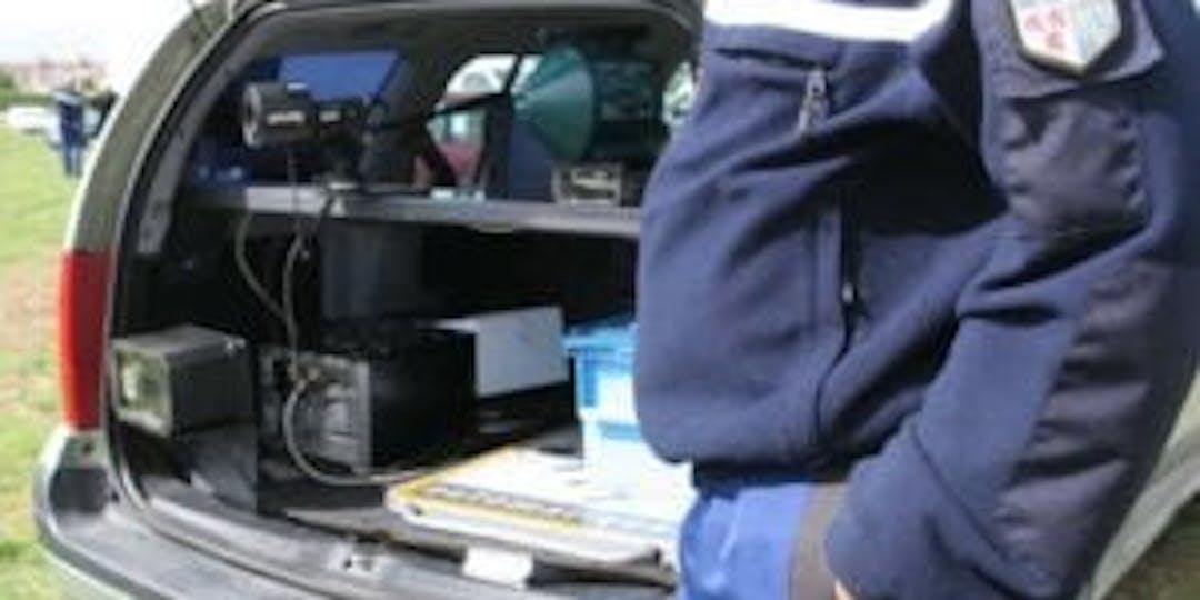 Dans le Grand-Est, les contrôles radars sont aussi réalisés par des voitures banalisées qui appartiennent à des sociétés privées (crédit photo : L'Essor)