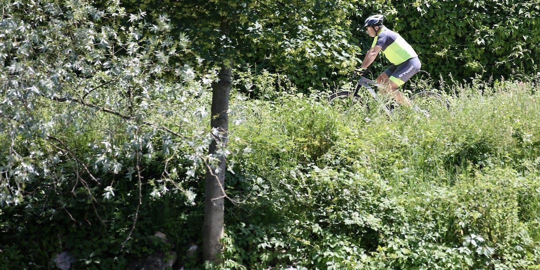 L'homme est décédé après un malaise cardiaque en vélo (Photo d'illustration: Flickr).