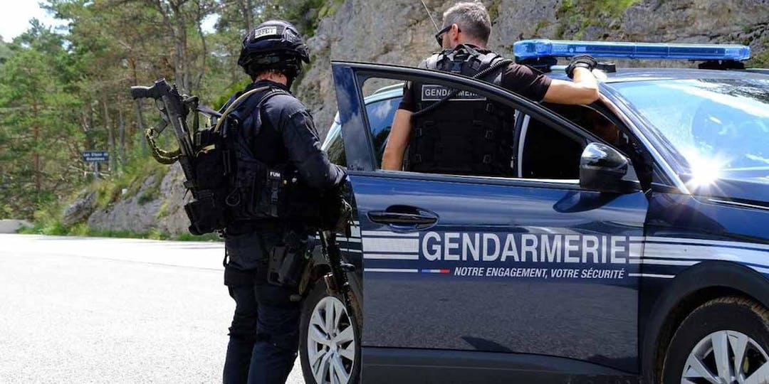 Le corps sans vie du suspect de féminicide, en fuite dans les Alpes-Maritimes, a finalement été retrouvé près de 48h après le début de la traque.