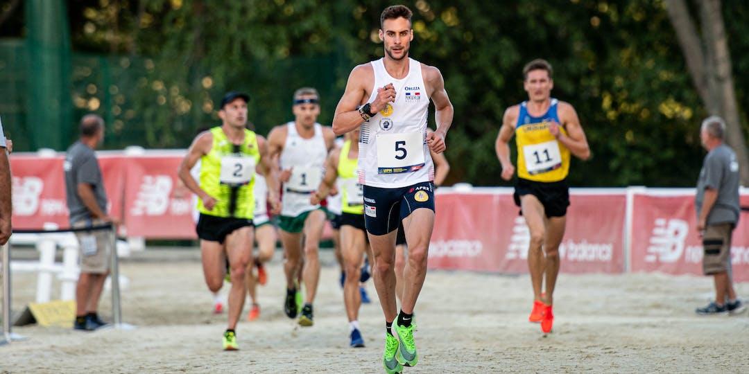 Valentin Belaud rêve de conquérir le titre olympique en pentathlon moderne (crédit photo : UIPM)