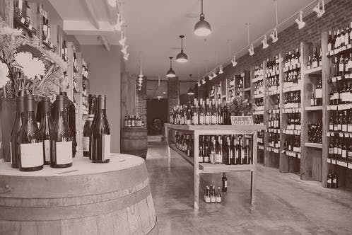 Brooklyn Wine Exchange.