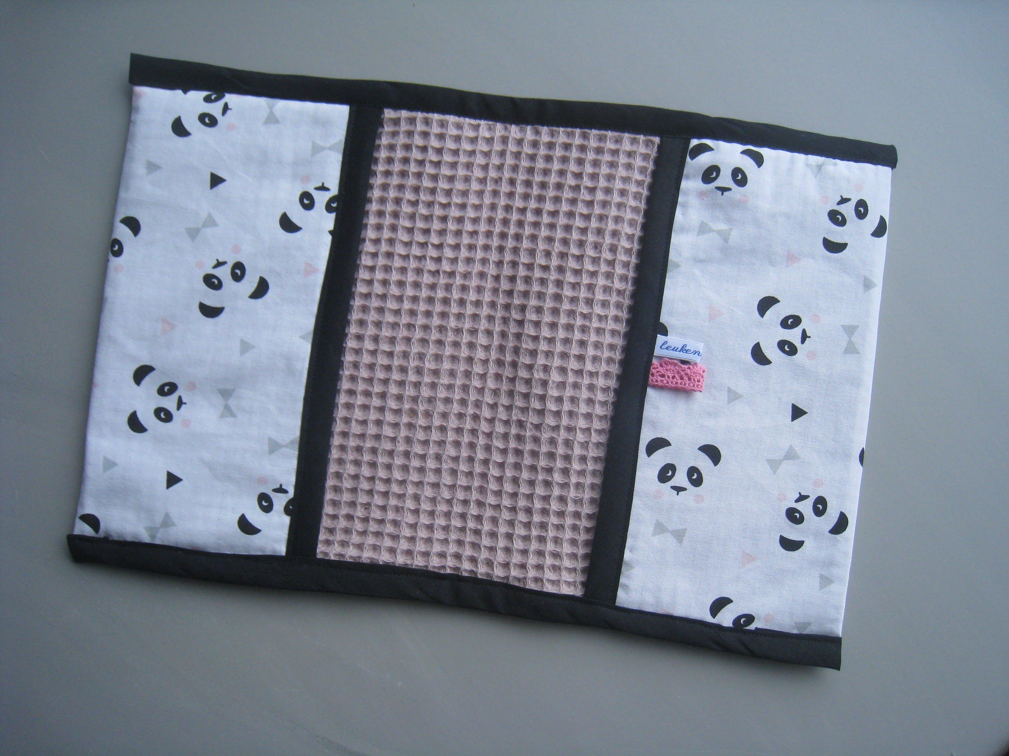 Luiermapje Panda