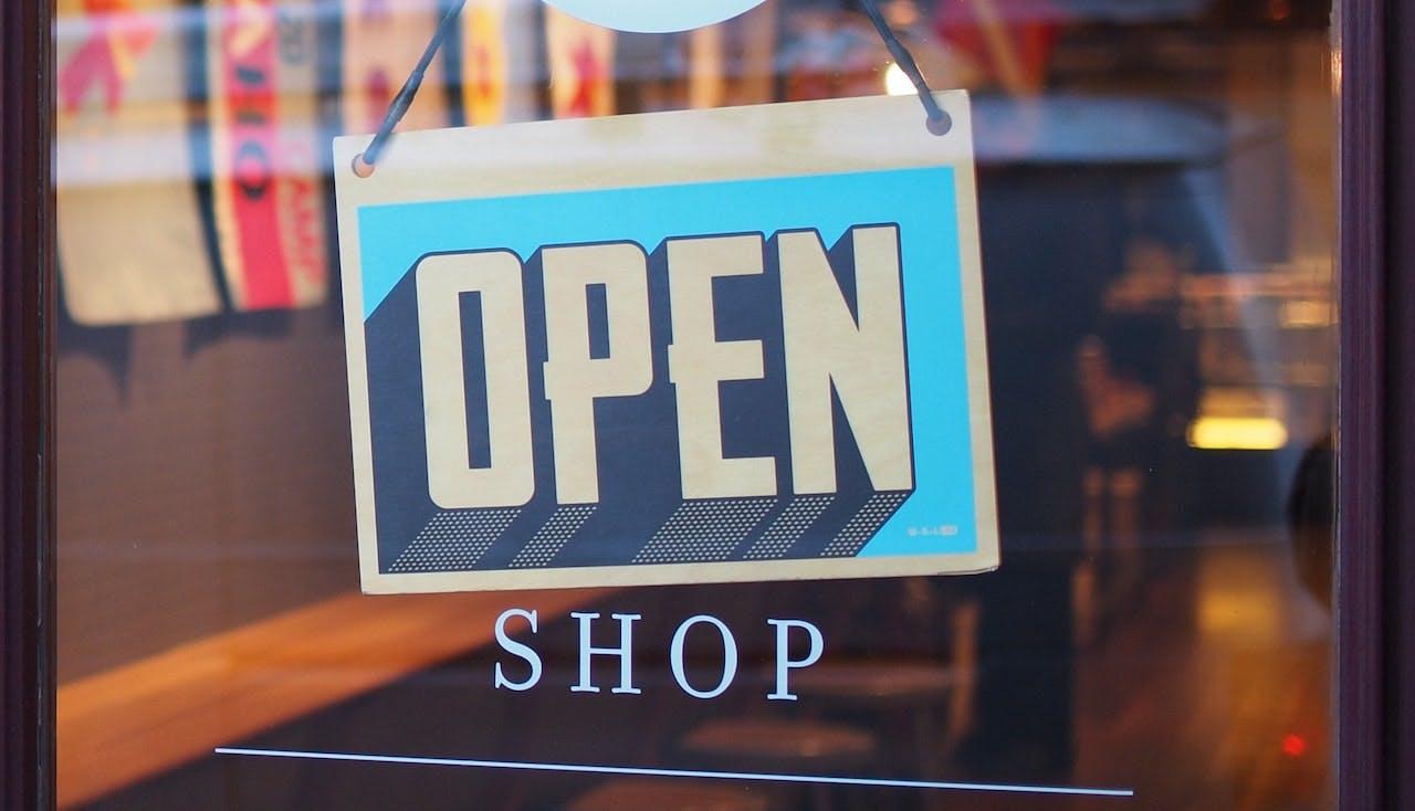 aprire un negozio