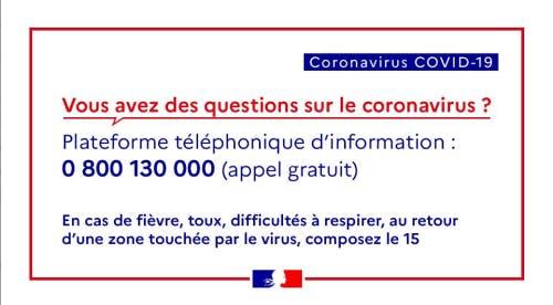 Questions Coronarivus