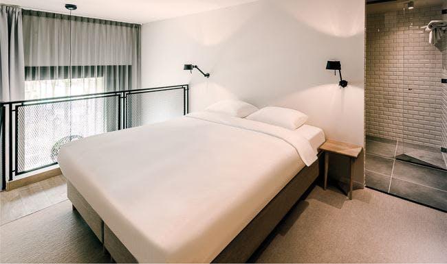 Hotel Arena room