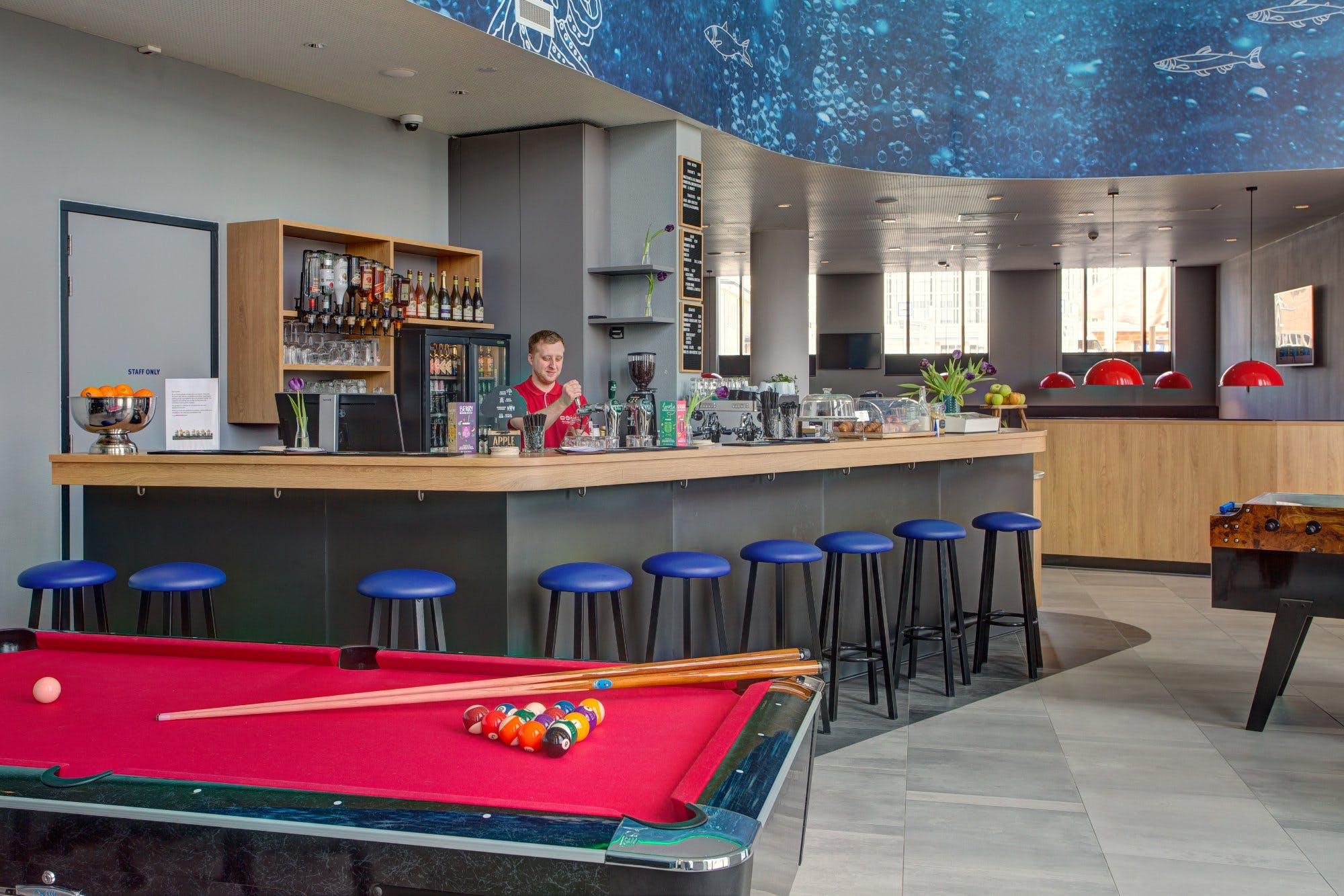 Meininger Amstel Amsterdam bar