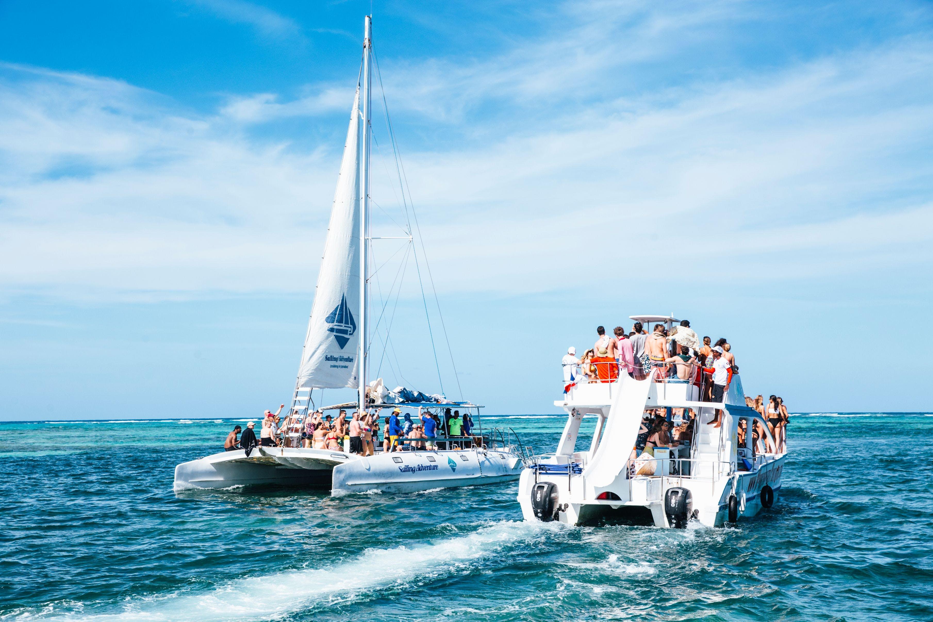 punta cana boat party