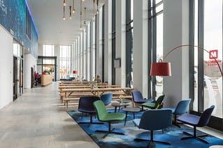 Meininger lounge 2