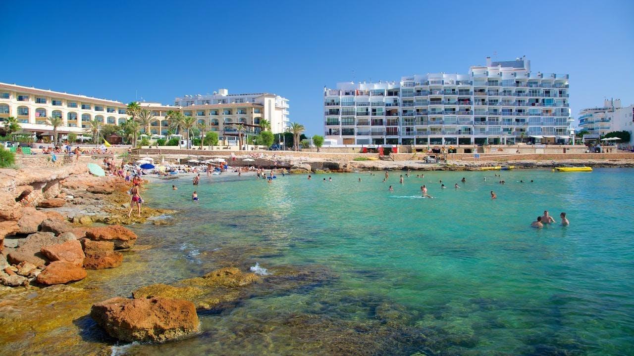 Hostal Balearic sea view
