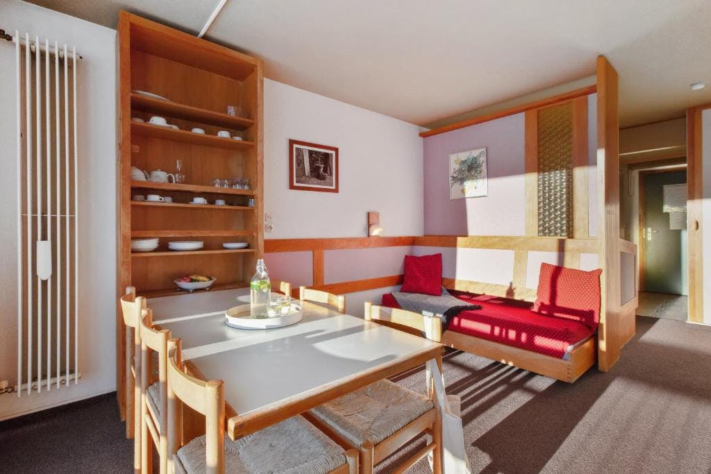 Pierre & Vacances Le Gypaète room