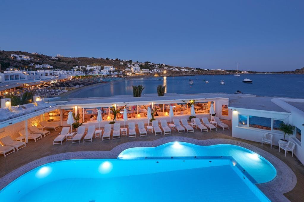 Petinos Beach Hotel Pool